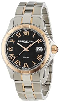 NEW RAYMOND WEIL PARSIFAL MENS WATCH…