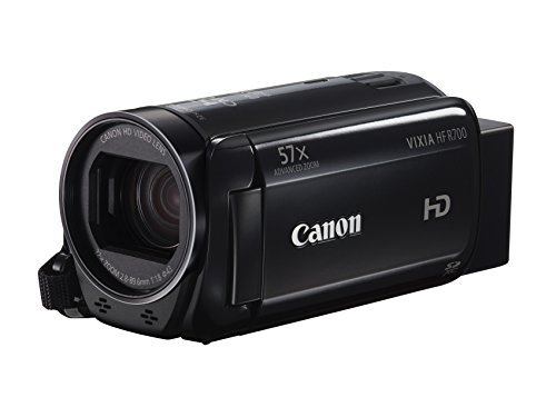 Canon VIXIA HF R700 Camcorder (Black) (Top Rated Camcorders compare prices)
