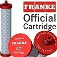 Genuine Franke 07 water filter cartridge. Franke Minerva Kettle Tap Filter Cartridge