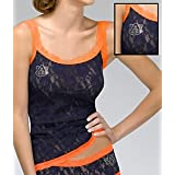 Auburn University Signature Lace Camisole