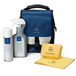 Genuine Mercedes-Benz Interior Car Care Kit by Mercedes-Benz