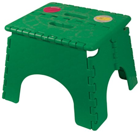 Super Br Plastics 101 6Fg Forest Green Ez Foldz Step Stool O Machost Co Dining Chair Design Ideas Machostcouk