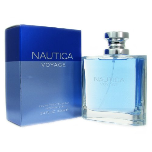 Nautica Voyage By Nautica For Men. Eau De Toilette Spray 3.4 oz - abouther.net