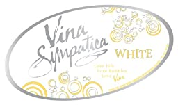 NV Vina Sympatica White California Sparkling Wine 750 mL