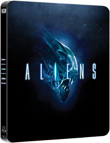 Aliens UK Limited to 4,000 Copies Blu-Ray Steelbook Dirctor's Cut Extended Edition Region Free