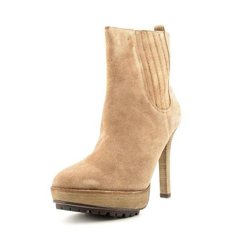 Kors Michael Kors Women'S Mansfield Boot,Light Birch,8 M Us