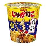 カルビー じゃがりこ とうきびバター醤油 1箱(12入)