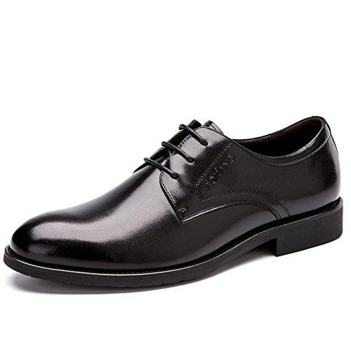 2016Chaussures printemps et l'été des hommes/chaussures habillées d'affaires/cuir/Pig chaussures de confort