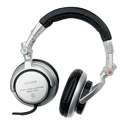 Sony MDR-V700DJ Studio Monitor Series DJ Headphones