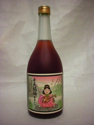 梅酒 弁天福梅 720ml 大阪府 河内ワイン
