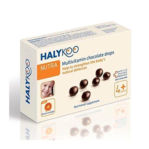 Fidia Farmaceutici Halykoo Choco Drops Multivitaminiche Integratore 20 Confetti