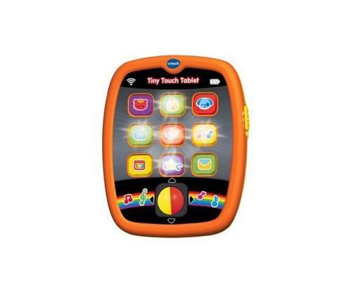 New Toy Vtech Tiny Touch Tablet Baby/Toddler Gift/Toy Interactive Learning Musical front-936247