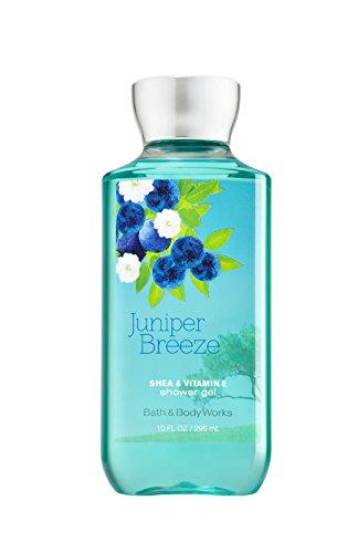 Bath & Body Works Pleasures Juniper Breeze Shower Gel 10 oz