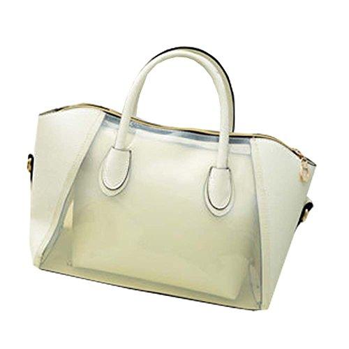top-shop-womens-happy-face-handle-tote-transparent-beach-handbag-shoulder-bags-white-satchels