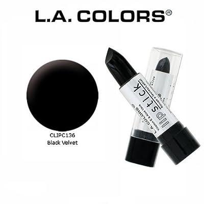 L.A. Colors Moisture Lipstick 136 Black Velvet