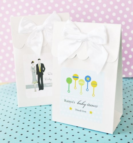 Sweet Shoppe Candy Boxes - Elite Design Baby (Set Of 12)