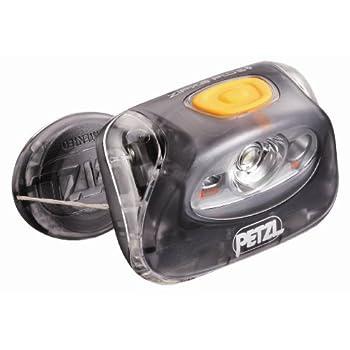 Petzl-Lampe Polyvalente PETZL ZIPKA PLUS 2 Gris - LED blanche + rouge - Frontale Poignet Bras
