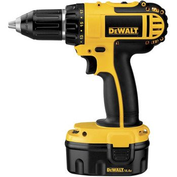 Factory-Reconditioned DEWALT DC730KAR Heavy-Duty Cordless 14.4 Volt Compact Drill/Driver