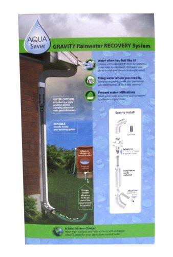 AquaSaver Gravity Rainwater Recovery System