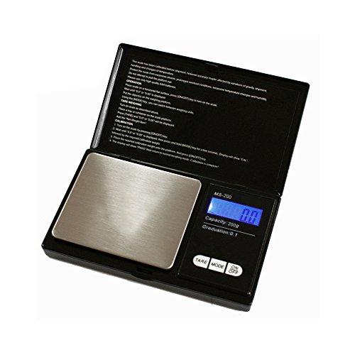 200g / 0.01g Digital Pocket Mini Balance electronique de precision de Poche
