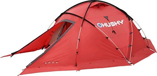 Husky FIGHTER 3-4 Extrem Zelt für 3-4 Personen Rot - 6