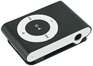 Black mini Clip Mp3 player