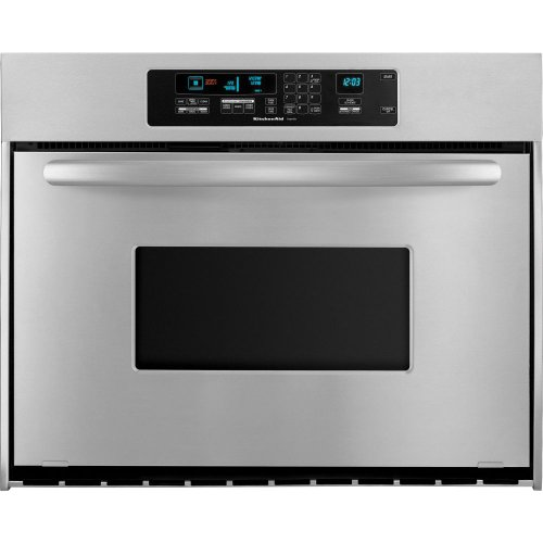 Kitchenaid Kebc167Vss 5.1 Cu. Ft. True Convection Oven Architect Series