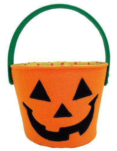 パンプキンフェルトバケツ Pumpkin Felt Bucket -802632