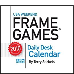 book frame games