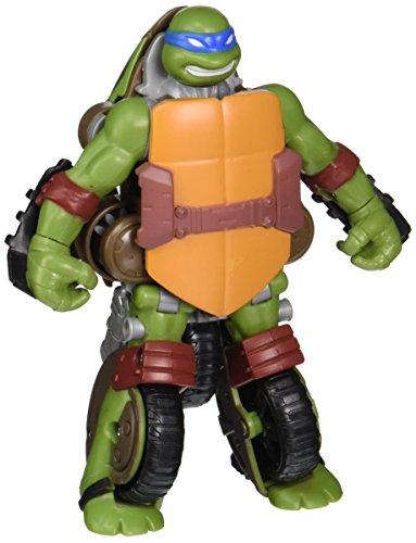 Teenage Mutant Ninja Turtles Figure to Vehicle- Leonardo to AT-3