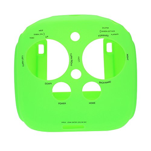 ttrees-silicone-transmitter-protective-cover-for-dji-phantom-3-inspire-1-m100-rc-quadcopter-green