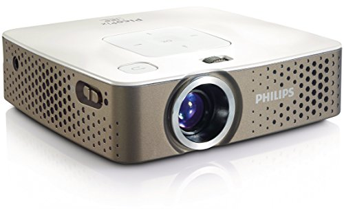 Philips PPX 3410 Pocket Projector, 100 Lumens