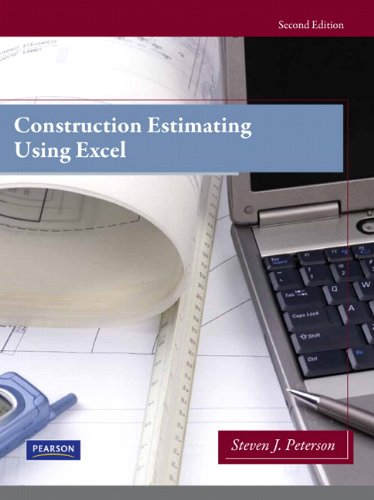 Read Online Construction Estimating Using Excel 2nd: online construction cost estimator