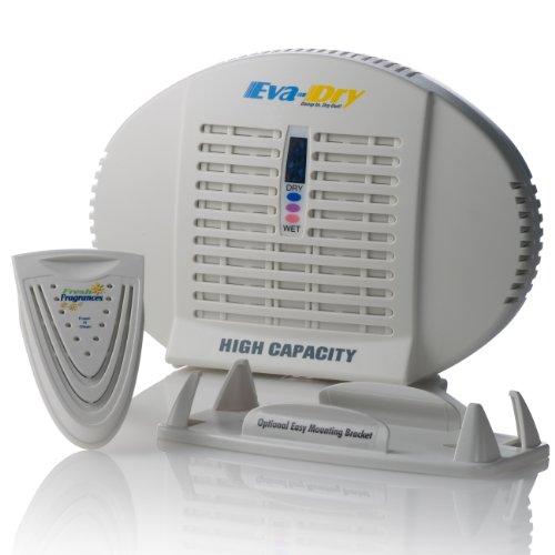 Eva-dry EH-500F Mini Dehumidifier with Fresh Fragrances