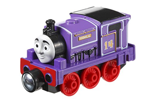 Fisher-Price Thomas The Train: Take-n-Play Charlie Toy Train (Thomas Train Characters)
