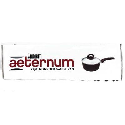 Bialetti Aeternum 2-quart Covered Sauce Pan, Brown