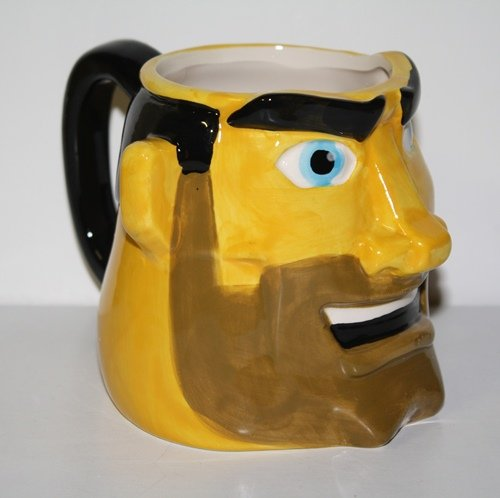 Pittsburgh Steelers NFL Official Mascott Mug at SteelerMania