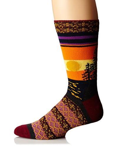 Levi's Men's 84 Needle Intarsia Sock