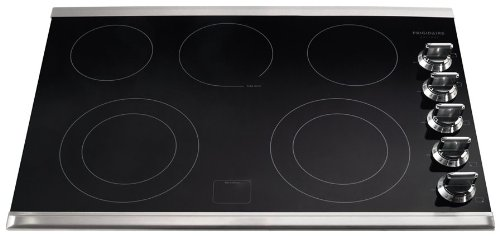 Gallery Series 30 In. Electric Cooktop - Stainless Steel