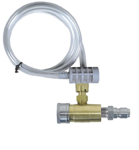 BE Pressure Supply Low Pressure Soap Injector
