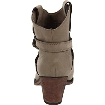 Rocket Dog Women's Sayla Vintage Worn PU Western Boot