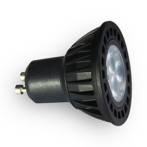 Ledjump® Gu10 Led Spotlight Bulbs 4W (Warm White) 50W Equivalent,Recessed Track Lighting Flood