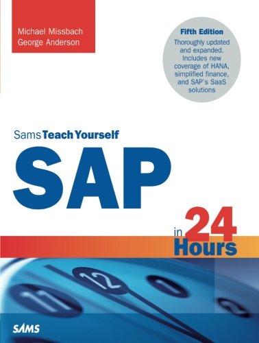 sap-in-24-hours-sams-teach-yourself-5th-edition-sams-teach-yourself-in-24-hours