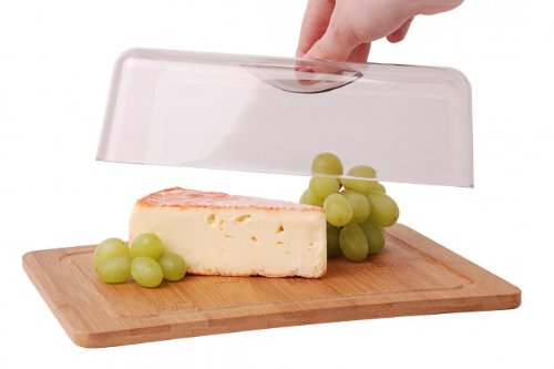 Quantio - Tabla de queso (Excellent Housewares)