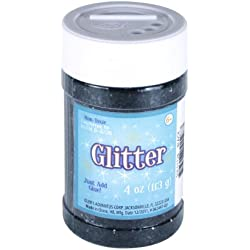 Sulyn 4 oz. Glitter Jar - Black
