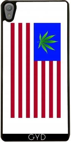 funda-para-sony-xperia-e5-americano-bandera-de-malezas-by-loki1982