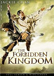 "Cover of ""The Forbidden Kingdom"""