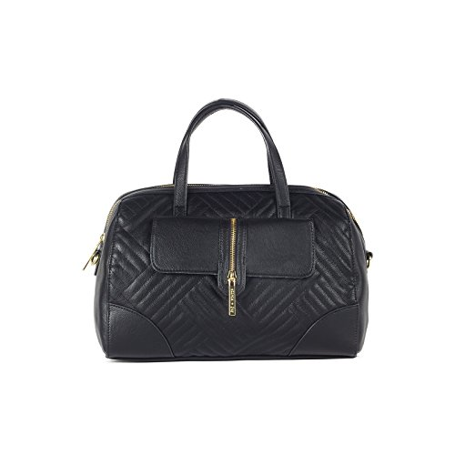 olivia-and-joy-womens-fashion-designer-handbags-viola-top-dual-handle-quilted-purse-black