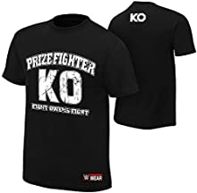 WWE - Kevin Owens - KO Prizefighter Fight Owens Fight AUTHENTIC T-SHIRT