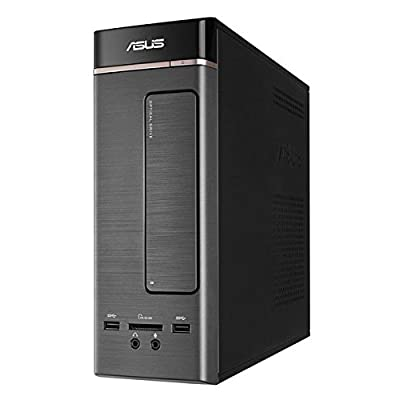 Asus K20CE-IN003D Desktop (Pentium N3700/4GB/1TB/DOS/Integrated Graphics), Silver